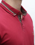 Polo Vinotinto / Regular Fit
