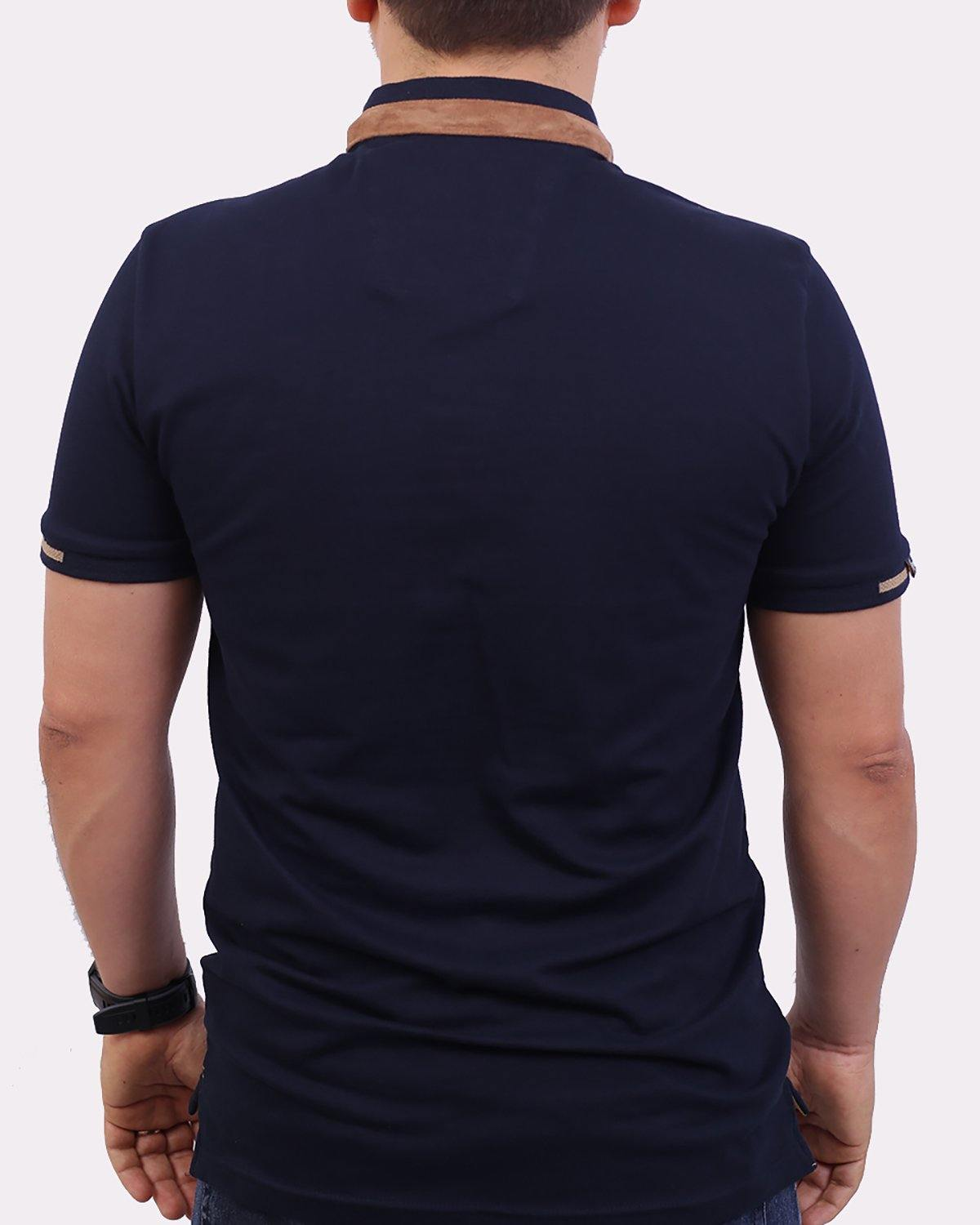 Polo Azul Navy Neru / Regular Fit