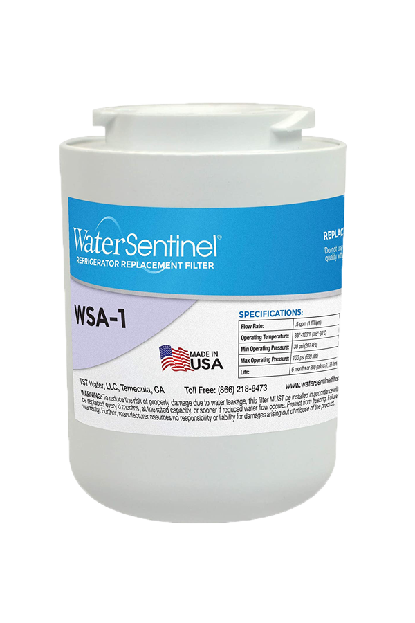 WaterSentinel Refrigerator Water Filter | WSA-1