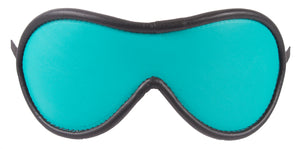 turquois Blindfold