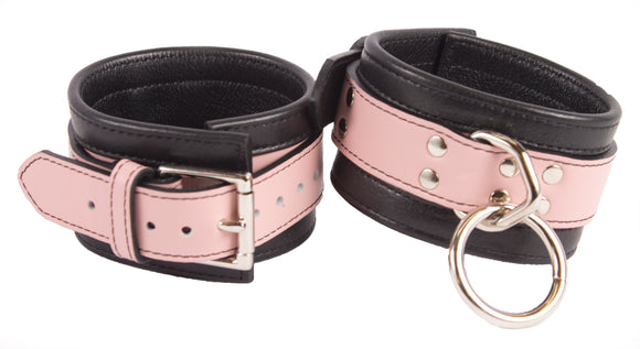 Light Pink Ankle Cuffs