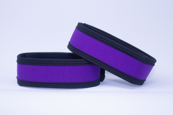 Neoprene Armbands Purple