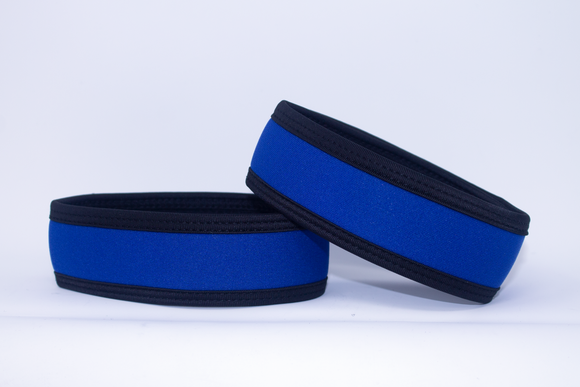 Neoprene Armbands Blue