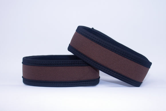 Neoprene Armbands Brown
