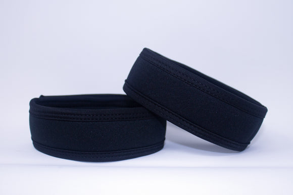 Neoprene Armbands Black