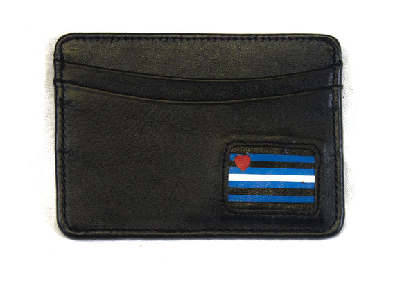 CARD WALLET - LEATHER PRIDE