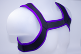 Neoprene Harness Purple