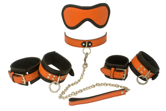 Orange Bondage Kit