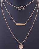 Bar Layer Necklace