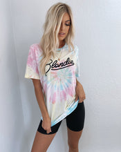 Load image into Gallery viewer, Pastel Blondie Tie Dye Shirt