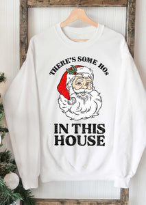 Hoes In This House Sweater!