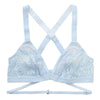 Ice Blue Lulu Softcup Bra