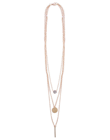 Chloe Layered Necklace