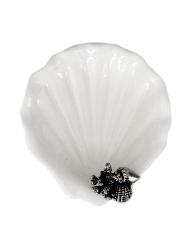Clam Shell Jewellery Dish