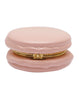 Strawberry Macaron Limoge Trinket Box