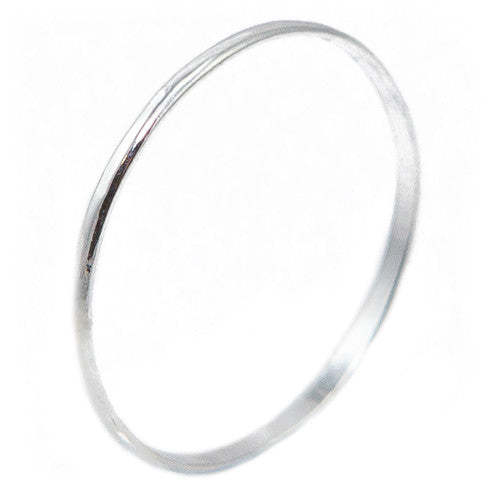 Sterling Silver Mignon First Knuckle Ring