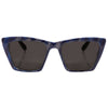 Sydney Blue Wood Sunglasses