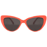 Capri Raspberry Sunglasses