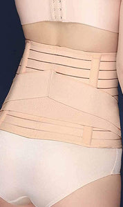 WABB-0002 - BELLY BELT ULTRA - NET MATERIAL SHAPER (POSTPARTUM)