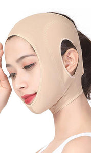 WAFS-0002 - FACE SLIMMER MASK SHAPER (WITH HOOKS)