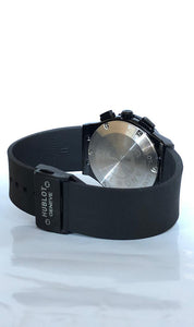 WAGW-0007 - MEN'S WRIST WATCH WITH RUBBER STRAPS