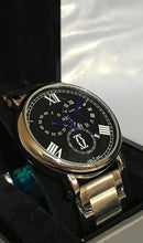 Load image into Gallery viewer, WAGW-0042 - MEN'S WRIST WATCH WITH STEEL CHAIN
