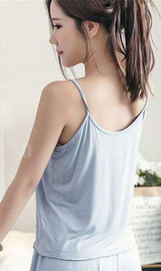 WANW-0001 - 2PCS NIGHTWEAR IMPORTED JERSEY MATERIAL