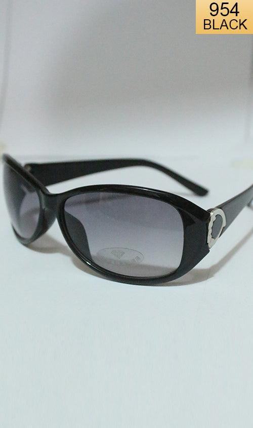 WAWG-954-BLACK - WOMEN GLASSES IMPORTED & STYLISH