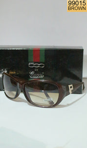 WAWG-99015-BROWN - WOMEN GLASSES IMPORTED & STYLISH