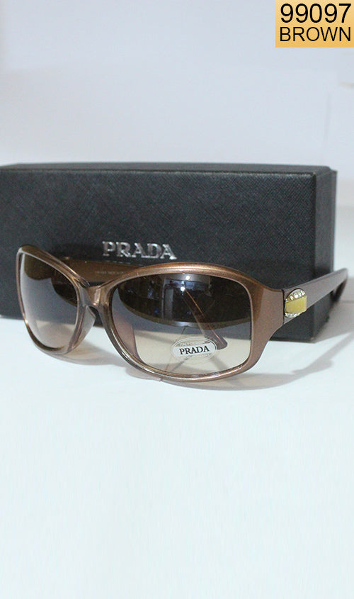 WAWG-99097-BROWN - WOMEN GLASSES IMPORTED & STYLISH
