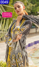 Load image into Gallery viewer, WOSP-0049 - ORIGINAL SAPPHIRE UNSTITCHED LAWN 2PCS PRINTED SUIT