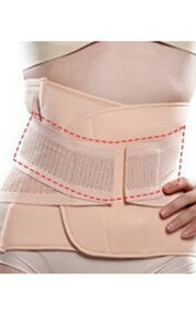 WABB-0001 - BELLY BELT ULTRA - NET MATERIAL SHAPER (POSTPARTUM)