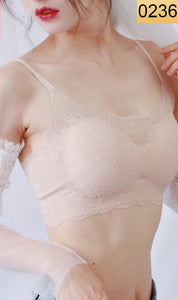 WABR-0236 - BRA IMPORTED - STRETCHABLE NET MATERIAL