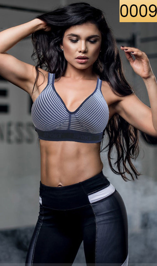WASB-0009 - SPORTS BRA IMPORTED - STRETCHABLE MATERIAL