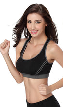 Load image into Gallery viewer, WASB-0018 - SPORTS BRA IMPORTED - STRETCHABLE MATERIAL