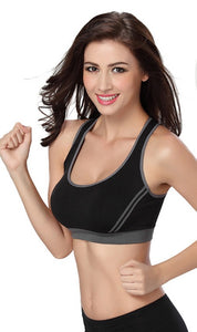 WASB-0018 - SPORTS BRA IMPORTED - STRETCHABLE MATERIAL