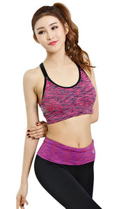 WASB-0027 - SPORTS BRA IMPORTED - STRETCHABLE MATERIAL