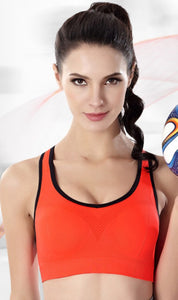 WASB-0028 - SPORTS BRA IMPORTED - STRETCHABLE MATERIAL