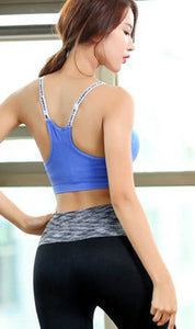 WASB-0043 - SPORTS BRA IMPORTED - STRETCHABLE MATERIAL