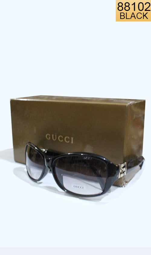 WAWG-88102-BLACK - WOMEN GLASSES IMPORTED & STYLISH