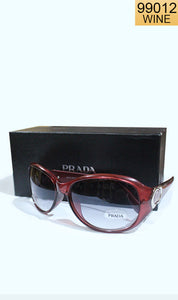 WAWG-99012-WINE - WOMEN GLASSES IMPORTED & STYLISH