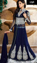 Load image into Gallery viewer, WYJB-1796-EMBROIDERY Designer 3PC CHIFFON SUIT With CHIFFON DUPATTA - PARTY WEAR DRESS