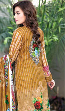 Load image into Gallery viewer, WYSC-7130 - PRINTED ORIGINAL 3PC LAWN SUIT WITH LAWN DUPATTA - SUMMER COLLECTION 2019 - 2020