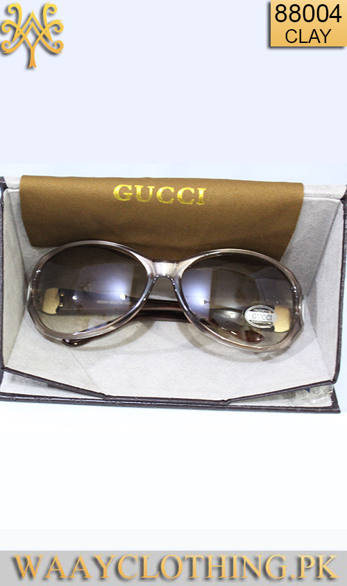 WYWG-88004-CLAY - WOMEN GLASSES IMPORTED & STYLISH