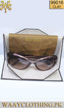 Load image into Gallery viewer, WYWG-99016-CLAY - WOMEN GLASSES IMPORTED & STYLISH