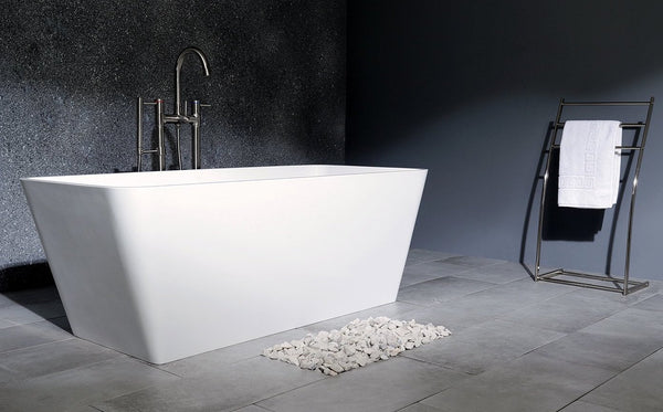 Arcticstone Solid Surface Freestanding Tubs