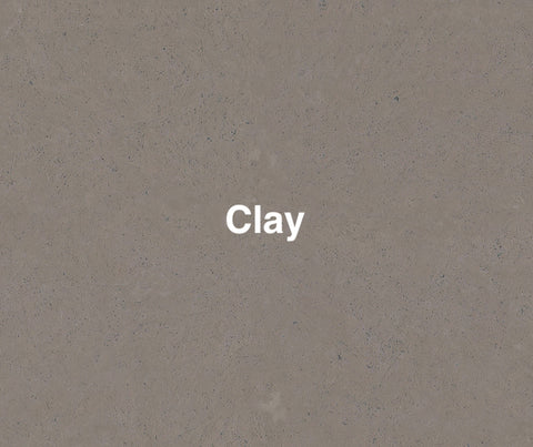 Swanstone Color Swatch Clay Swan