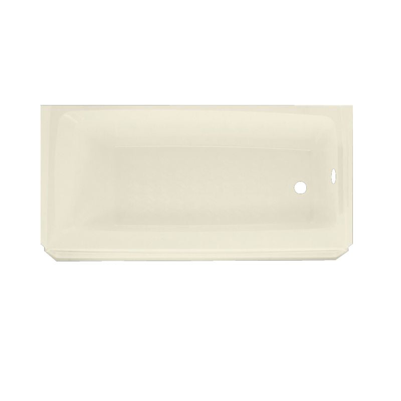 Veritek 16-In X 30-In X 60-In Rectangular Skirted Bathtub With Right-Hand Drain 2 Color Options - BNGBath