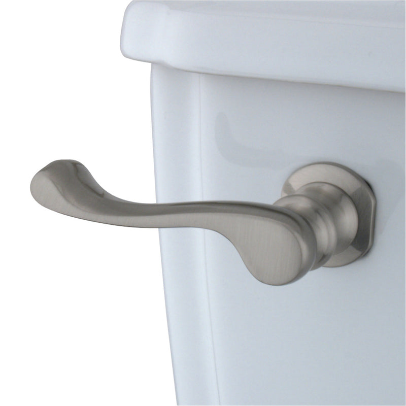 Kingston Brass KTFL8 French Toilet Tank Lever, Brushed Nickel - BNGBath