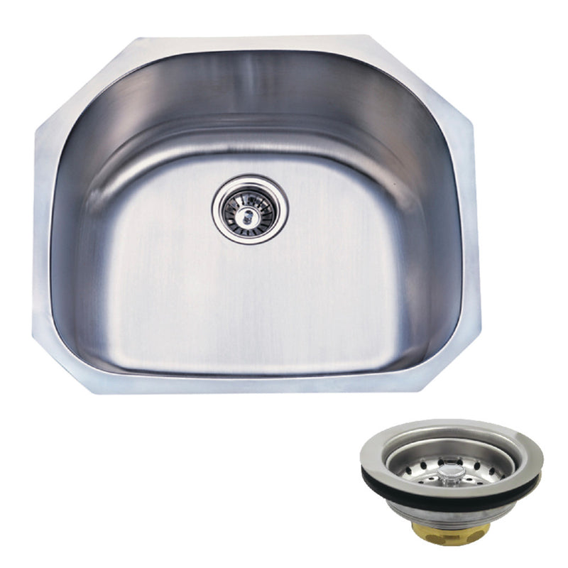 Gourmetier  Undermount Kitchen Sinks - BNGBath